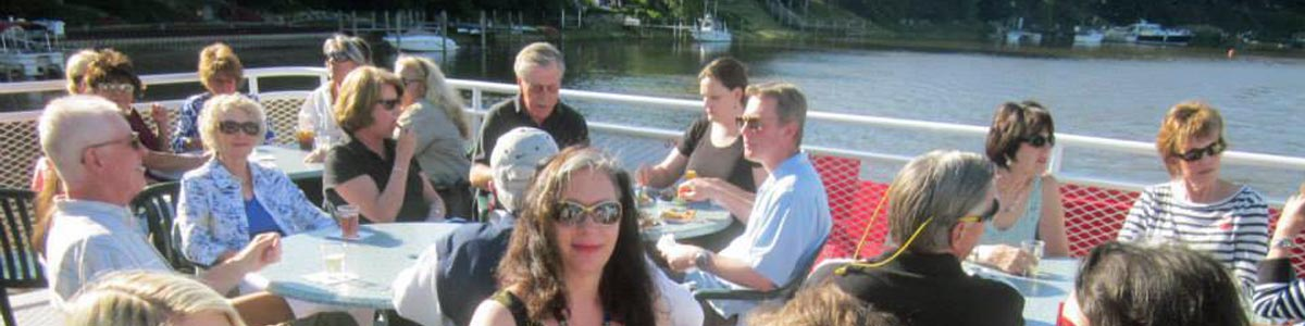 Group Charter on The Star of Saugatuck Paddlewheel